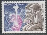 Монако 1981 год. Рождество, 1 марка