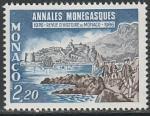 Монако 1986 год. Исторический вид Монако, 1 марка