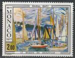 Монако 1977 год. 100 лет со дня рождения художника Рауля Дюфи, 1 марка