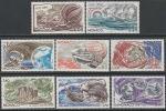 Монако 1978 год. 150 лет со дня рождения Жюля Верна, 8 марок