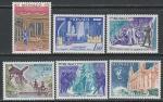 Монако 1979 год. 100 лет Оперному театру Монте-Карло, 6 марок