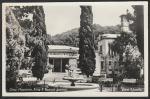 ПК 1955 год. Сочи. Мацеста. Вход в ванное здание