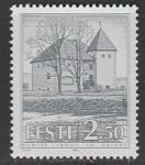 Эстония 1996 год. Замок в Пуртсе, 1 марка
