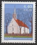 Эстония 2006 год. Церкви Эстонии, 1 марка