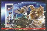 Кот дИвуар 2017 год. Собаки - космонавты, гашёный блок