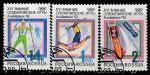 Россия 1992 год. Зимние Олимпийские игры в Альбервиле, 3 марки