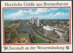 ПК Германии. Курорты Нижней Саксонии, 06.09.1995 год, Бад-Бедеркеза, прошла почту