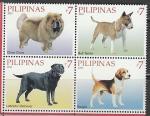 Филиппины 2010 год. Породы собак, квартблок (377.4406)