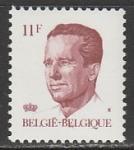 Бельгия 1983 год. Король Бодуэн, 1 марка