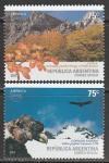 Аргентина 2003 год. Местная флора и фауна, 2 марки (н