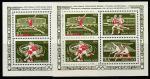 СССР 1974 год. Москва - столица Олимпийских игр 1980 года. Разновидность - разный цвет бумаги, 2 блока (103)