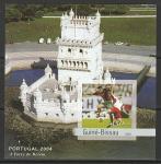 Гвинея-Бисау 2003 год. Чемпионат мира по футболу 2004 года в Португалии, блок