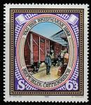 Австрия 1988 год. День почтовой марки. Почтовый вагон, 1 марка