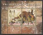 Малави 2008 год. Охота на мамонта, блок.