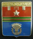 Медаль. Плакетка. Волгоград