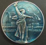 Медаль. Родившемуся в городе-герое Волгограде