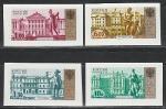 Россия 2003 год, Стандарт, Дворцы, 4 марки