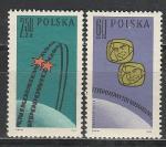 Восток 3-4, Польша 1962, 2 марки