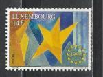 Люксембург 1992 г, Европейский Внутренний Рынок, 1 марка.