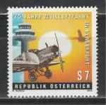 Самолет, Австрия 2000, 1 марка