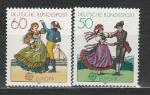 Европа, Фольклор, ФРГ 1981, 2 марки