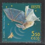 Эстония 2008, Летучая Мышь, 1 марка