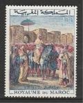 Марокко 1964, Живопись, 1 марка
