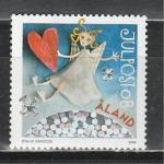 Ева, Аланды 2008 г, 1 марка