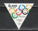 Олимпиада в Пекине, Аланды 2008 год, 1 марка