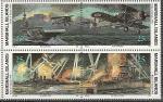 Маршалловы Острова 1990 год, История 2-й Мировой войны, Таранто, квартблок.  (н17)