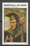 Маршалловы Острова 1994 год, История 2-й Мировой войны, Генерал Кларк, 1 марка. (н73)