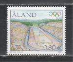 Олимпиада в Афинах, Аланды 2004 г, 1 марка