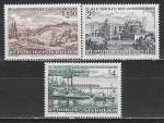 Австрия 1971 год, Производство Стали, 3 марки.