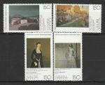 Живопись, Армения 1997 год, 4 марки