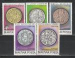 Монеты, Венгрия 1979 год, 5 марок