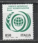 Эмблема Конференции, Италия 1996,1 марка