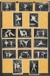 Набор спичечных этикеток. Советский балет. 1958 год. 16 шт