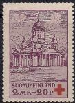 Финляндия 1932 год. Красный Крест. 1 марка