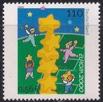 ФРГ. 2000 год. Европа 2000. Дети. 1 марка