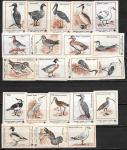 Набор спичечных этикеток. Птицы. 21 шт