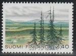 Финляндия 1988 год. Национальный парк Финляндии. 1 марка