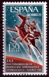 Испания 1966 год. Всадники. Международный конгресс по космическим исследованиям. 1 марка