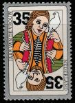 Нидерланды 1975 год. Международный год женщин. 1 марка