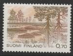 Финляндия 1981 год. Национальный парк. 1 марка