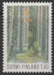 Финляндия 1982 год. Национальный парк. 1 марка