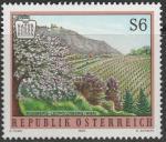 Австрия 1997 год. Красота природы Австрии. 1 марка