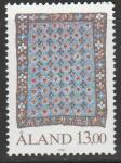 Аланды 1990 год. Народное искусство. 1 марка