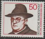 ФРГ 1976 год. Доктор C. Sonnenschein, политик и социолог, 1 марка