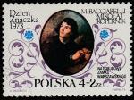 Польша 1973 год. День почтовой марки. Н. Коперник, миниатюра М. Бочарелли, 1 марка