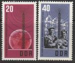 ГДР 1965 год. Немецкое демократическое радио, 2 марки